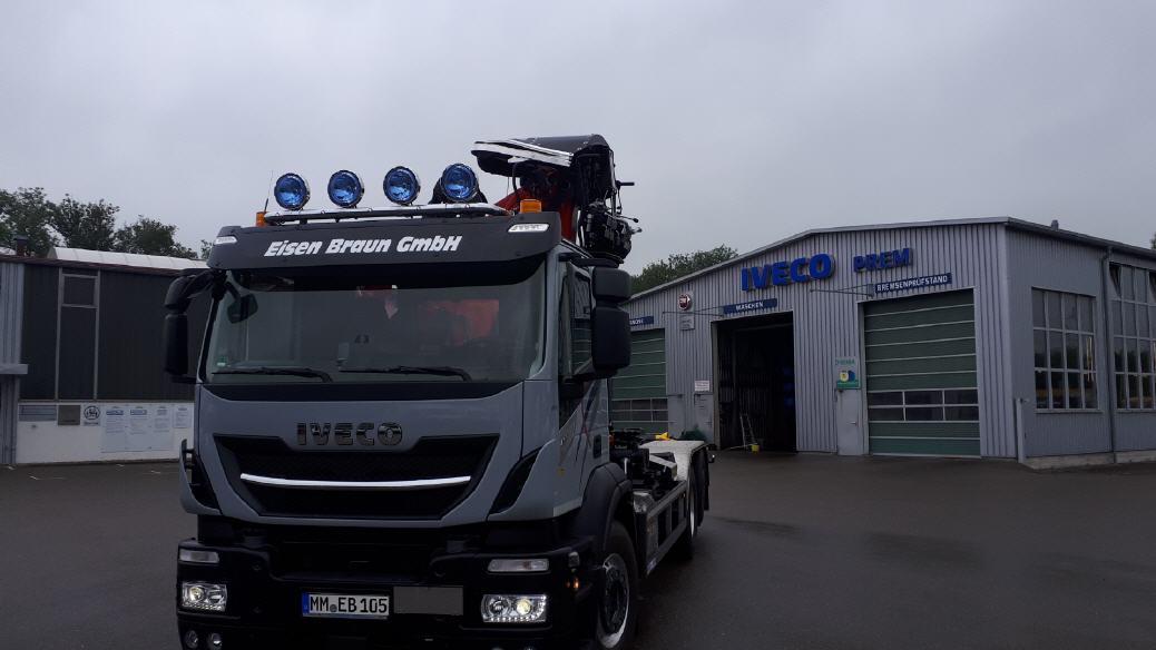 Autohaus Hj Prem Gmbh Ihr Iveco Scania Fiat Wohnmobilservice